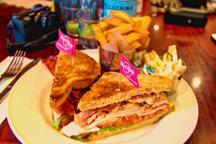 Il Club Sandwich è l'evoluzione del tramezzino