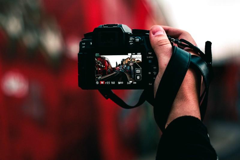 Fotografare E' Come Scrivere